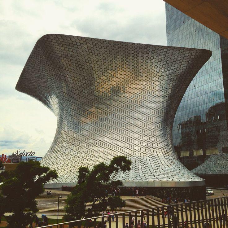 Museo Soumaya - Plaza Carso - Mexico City - Instagram : mau_nuncio