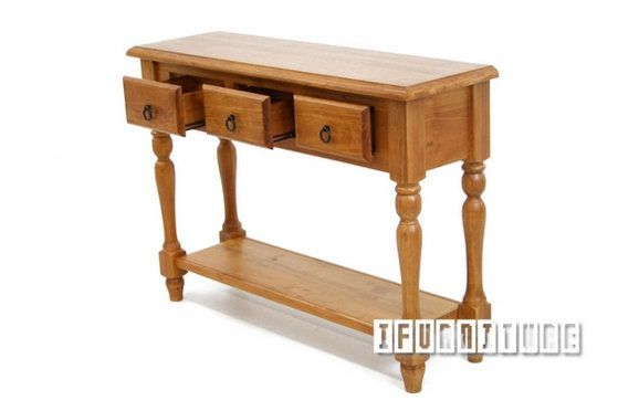 RIVERSIDE 3 Drawer Console Table , Living Room, NZ's Largest Furniture Range with Guaranteed Lowest Prices: Bedroom Furniture, Sofa, Couch, Lounge suite, Dining Table and Chairs, Office, Commercial & Hospitality Furniturte