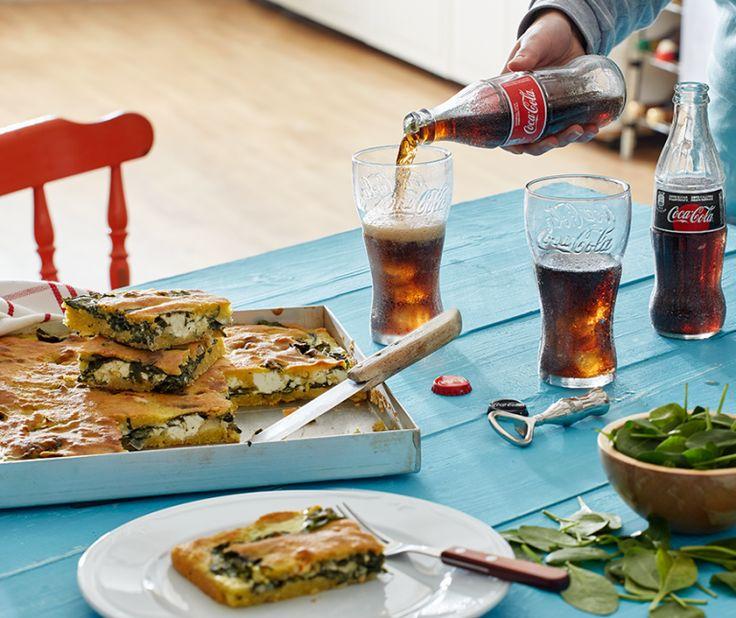 Σπανακόπιτα εύκολη (Πλαστός)