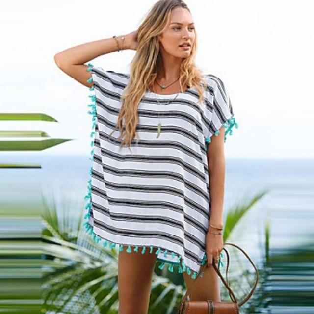 Buy New Zealand swim wear online,cheap 2017 New V-Neck Tassel Sleeve Sexy Swimsuit Nz Beach Cover Up Swimwear Nz Women Summer Style Plus Size Dress Beachwear - Swim. Specifications Gender Women, Swimwear Sty