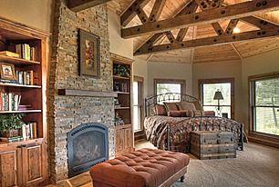 Great Rustic Master Bedroom - Zillow Digs