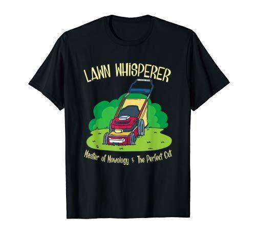 Lawn Mowing Shirt Lawn Mower Gardener T Shirt Dad …