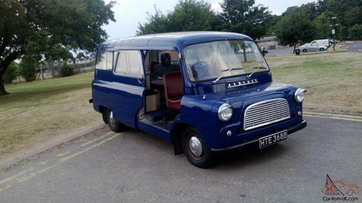 Image result for bedford ca van