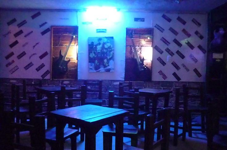 EFESTO BAR  ROCK - METAL UBICADO EN LA CLL 73 A BIS SUR N° 78 J - 23  PIAMONTE BOGOTA COLOMBIA