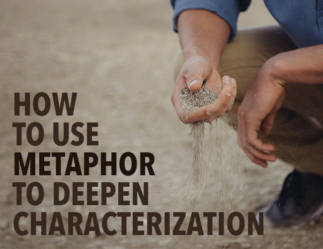 Metaphor invites readers to connect with your story through the power of imagination. Use this exercise to deepen characterization through metaphor.
