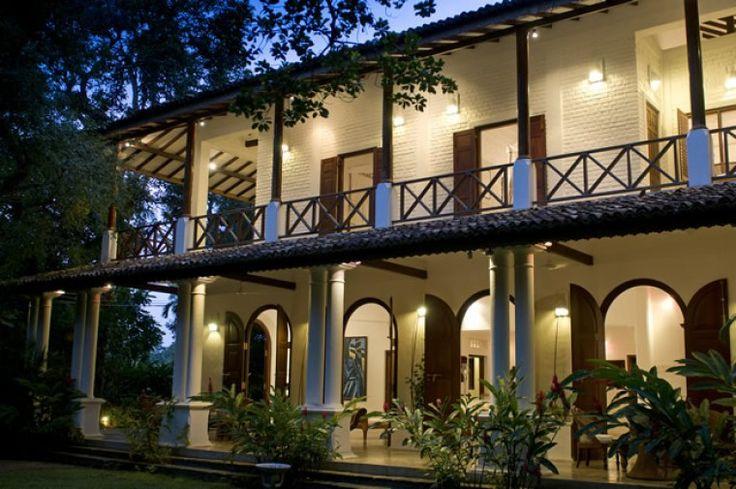 Galle luxury holiday rental, Pooja Kanda   Amazing Accom