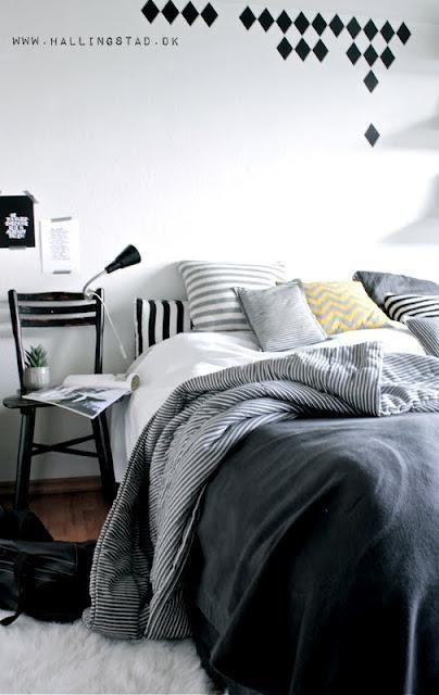 Stylizimo - #bedroom #scandinavian