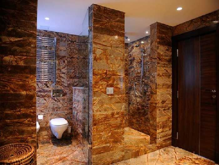 17 best images about bathrooms on pinterest bathroom for Cabin shower tile ideas