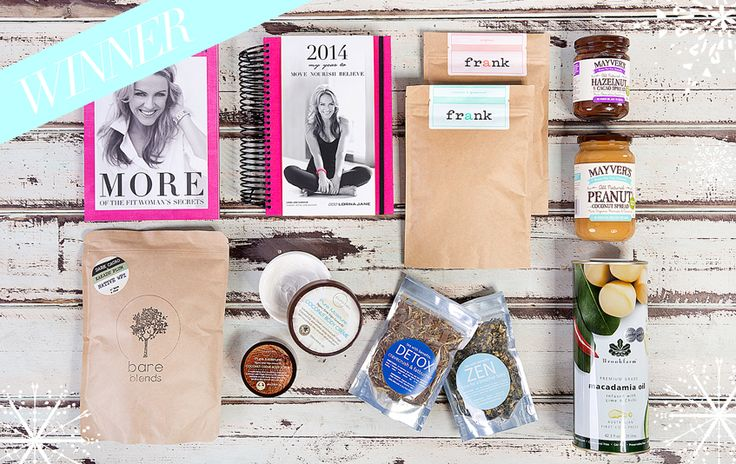 12 Days of #MNBXMAS: Our Winning Recipes!   Move Nourish Believe