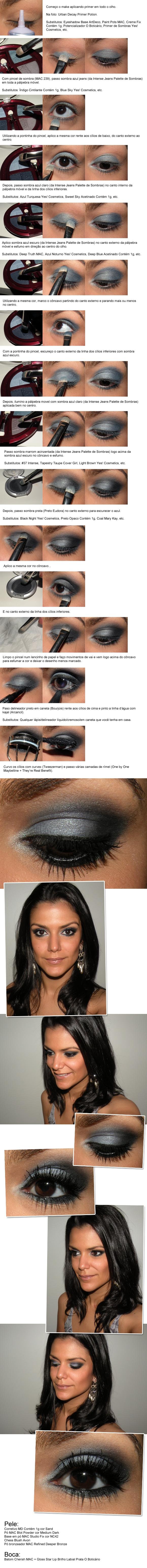 makeup by Marina Smith