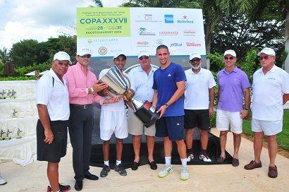 Nolasco conquista categoría Open en torneo de tenis Copa Casa de Campo | NOTICIAS AL TIEMPO