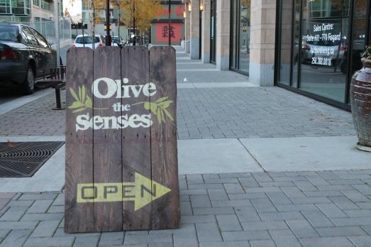 Olive the Senses in Victoria, BC. #YYJ