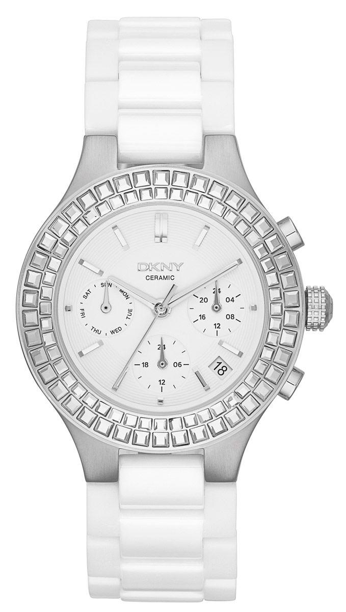 DKNY NY2223 Dámske hodinky s multifunkčným dátumom