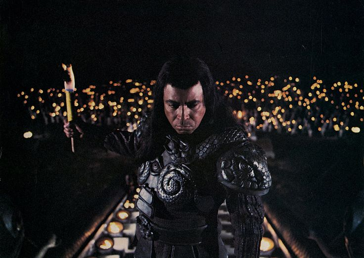 "milleniumcondor: ""James Earl Jones as Thulsa Doom - Conan the Barbarian (1982) """