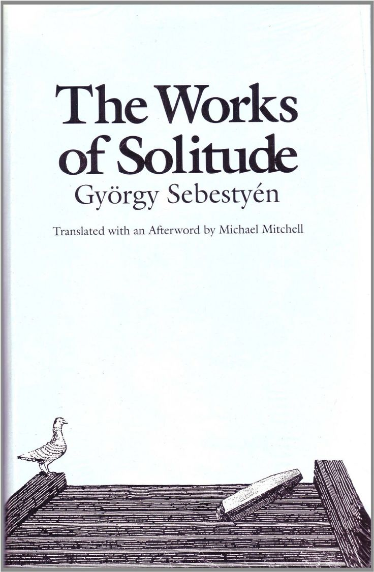 György Sebestyén   The Works of Solitude (1986)