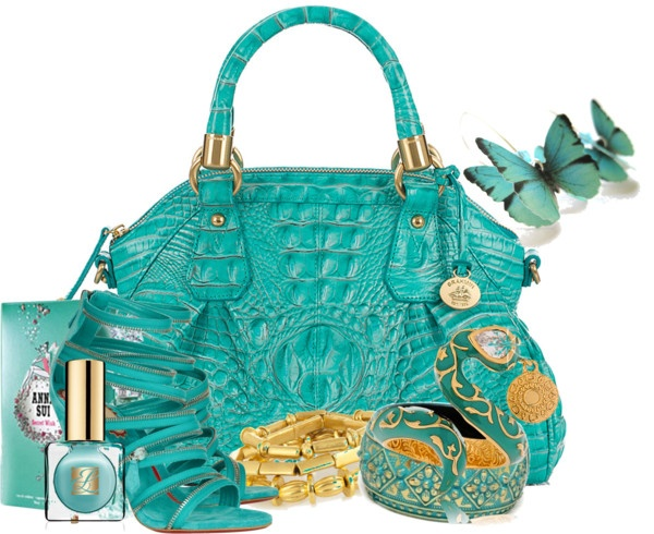 """""""Teal Accessories"""" by flowerchild805 on Polyvore"""