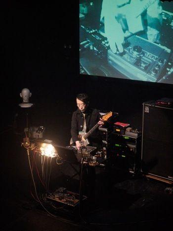【インタビュー】中野テルヲ、孤高の電子音楽家の20周年ベストに「責任が持てる音楽」   中野テルヲ   BARKS音楽ニュース