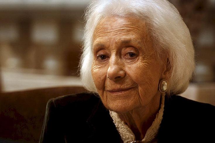 Rosemarie Fendel 2013