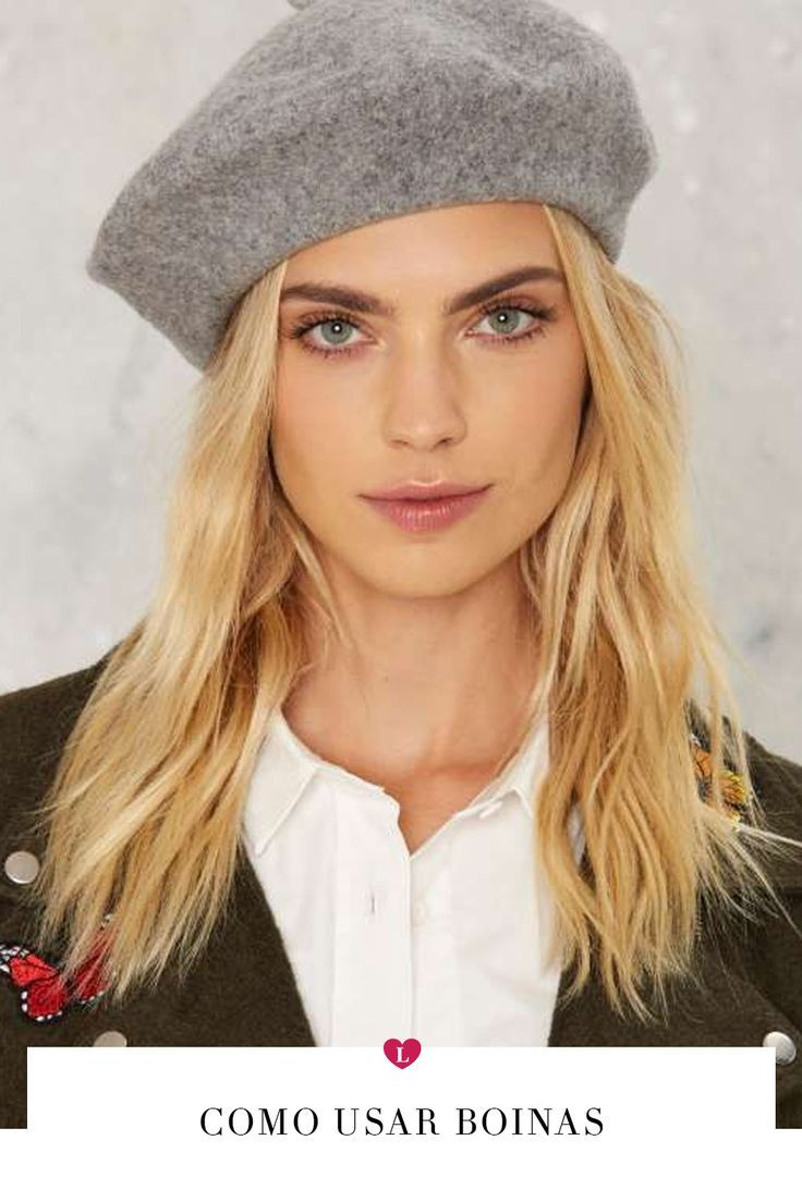 Get Short Hair Without A Haircut French Beret Frenchberet Fashion Fashionoutfit Beretoutfit Womanoutfits Fas Outfits With Hats Beret Style Beret Outfit