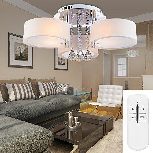 Mer enn 25 Bra ideer om Deckenleuchte Led på Pinterest Led - hängelampen für wohnzimmer