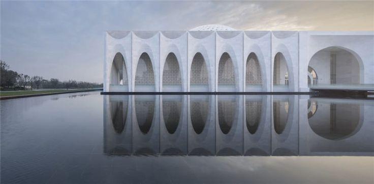 He Jingtang / SCUT · Da Chang Muslim Cultural Center