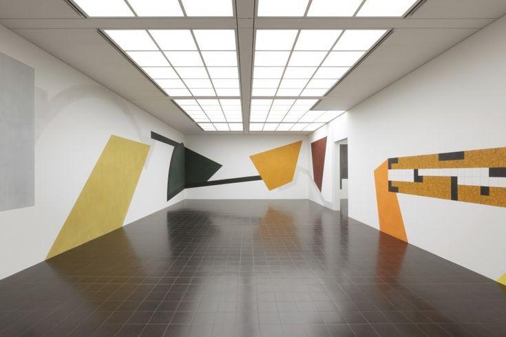 David Tremlett at Hamburger Kunsthalle