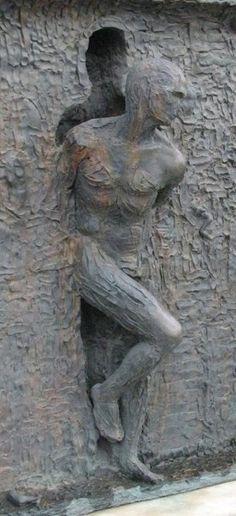 Zenos Frudakis - detail
