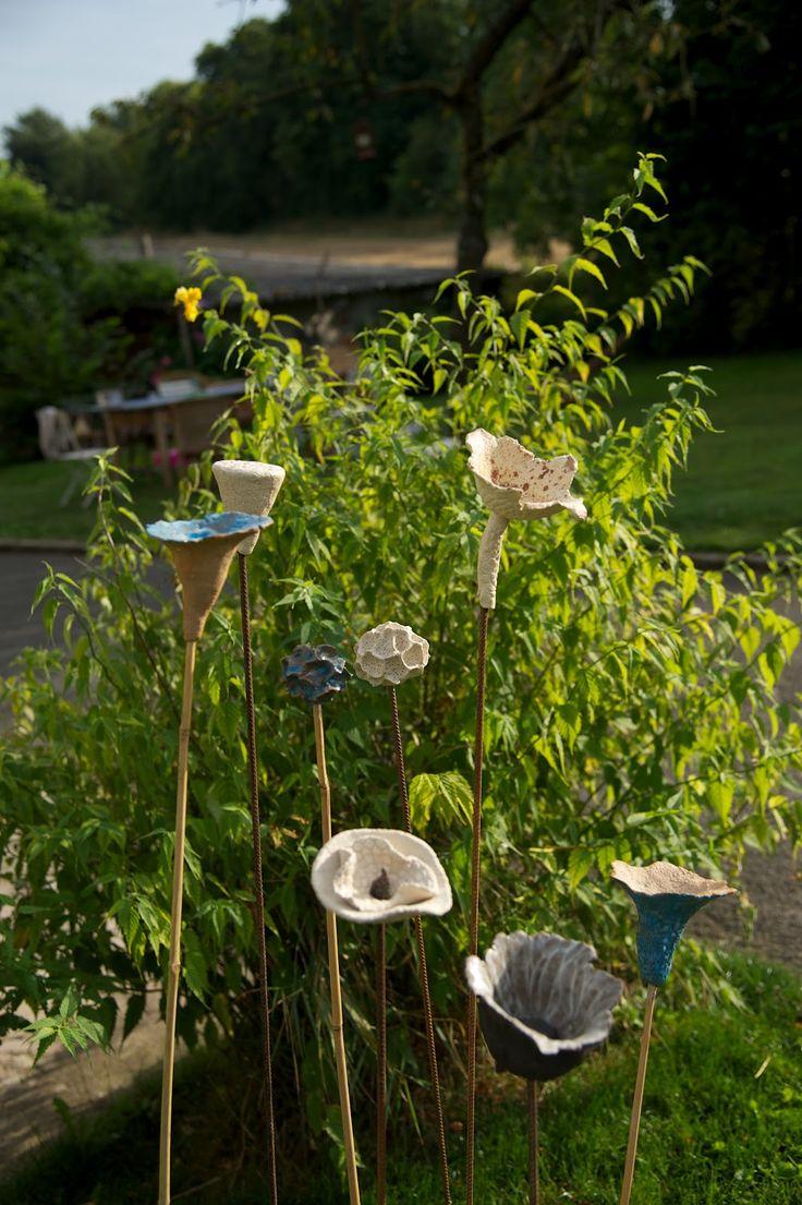 poterie au Jardin