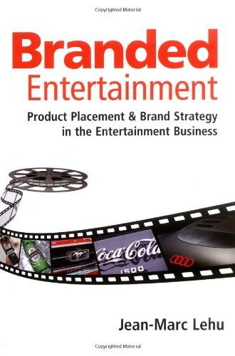 Branded Entertainment: Product Placement & Brand Strategy... https://www.amazon.com/dp/0749449403/ref=cm_sw_r_pi_dp_x_KkD6xbWDRFYYJ