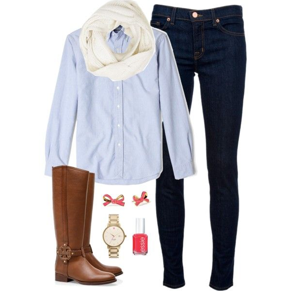 """""""Winter Weather"""" by classically-preppy on Polyvore"""