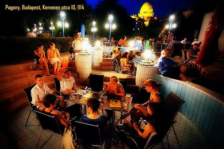 Pagony is an outdoor garden gastropub, thats what we like, what do you like?