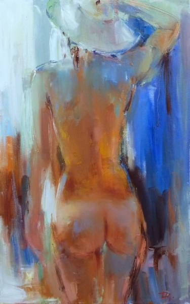 "Saatchi Art Artist Nelina Trubach-Moshnikova; Painting, ""Seaward"" #art"