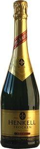 Henkell Trocken, another fine Wiesbaden product.