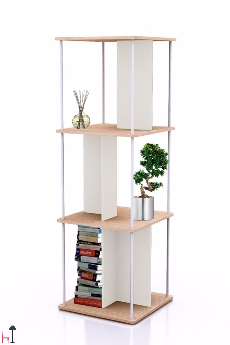 Superb Domino Is A Modular Shelving Unit With A Height Of 124,8 Cm. Great Pictures