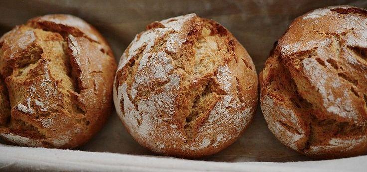 Low-Carb-Brötchen: Ein einfaches Rezept