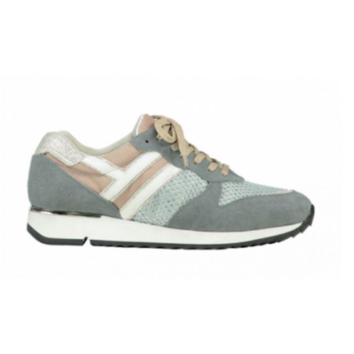 labee sneakers in grijs
