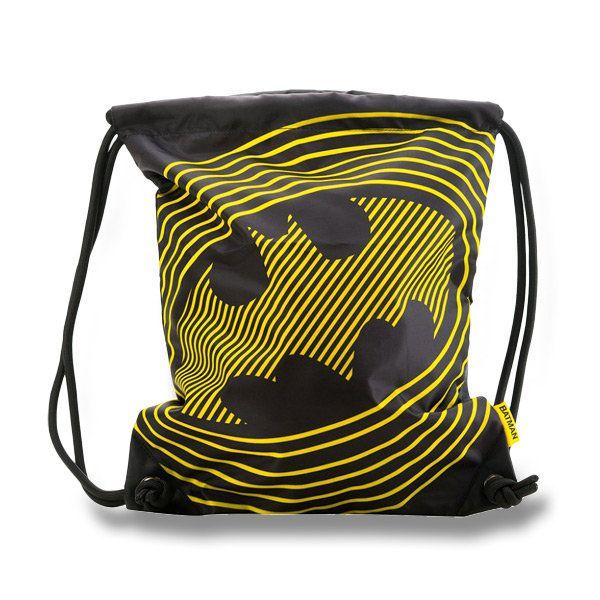 Vak na záda nebo sáček na cvičky Batman http://activacek.cz/produkt/sacek-na-cvicky-batman-6063/