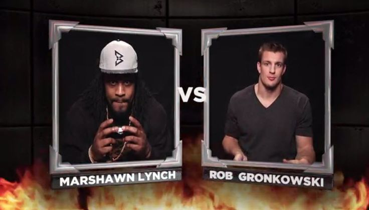 "Marshawn Lynch & Rob Gronkowski| Clueless Gamer Big Game Showdown: ""Mortal Kombat X"" [Trailer]- http://getmybuzzup.com/wp-content/uploads/2015/01/marshawn-lynch-gronkowski.jpg- http://getmybuzzup.com/clueless-gamer-big-game-showd/- Clueless Gamer Big Game Showdown: ""Mortal Kombat X"" Marshawn ""Beast Mode"" Lynch & Rob ""Gronk"" Gronkowski battle for ""Mortal Kombat"" supremacy. The full video to air on CONAN tonight, Thursday January 29th at 11PM ET/PT on"