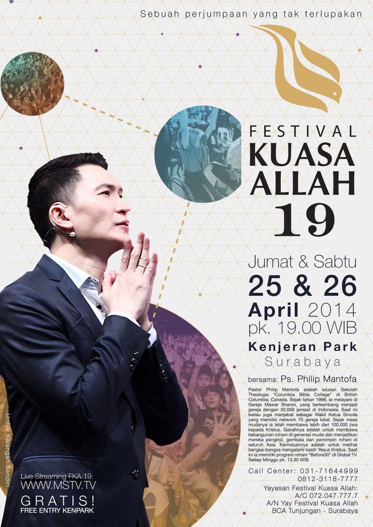 FKA 19 - Surabaya - 25 & 26 April 2014 @Kenjeran Park