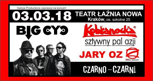 Heavy Metal Music & More  : Big Cyc, Kobranocka, Sztywny Pal Azji, Jary OZ i C...