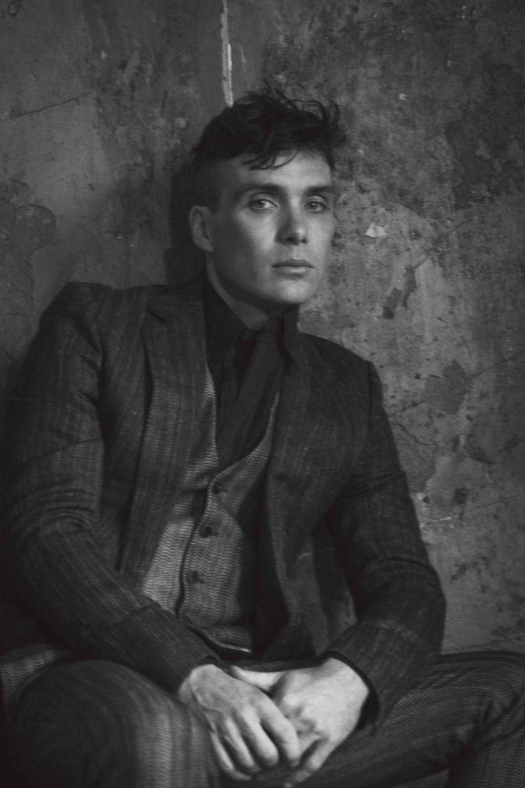 First Look: Cillian Murphy Covers So It Goes Magazine