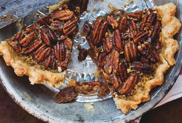 Spiced Maple Pecan Pie. It's like the perfect expression in pie of my ...
