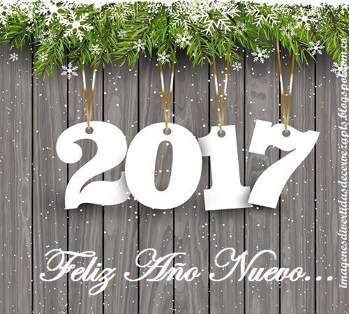AMORALIN: IMAGEN DE FELIZ AÑO NUEVO 2017 - IMÁGENES DE❤AMORALIN®: