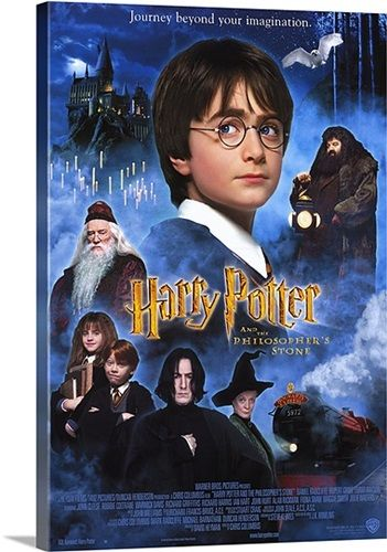 Harry Potter And The Sorcerers Stone 2001 Harry Potter Movies Harry Potter Film The Sorcerer S Stone