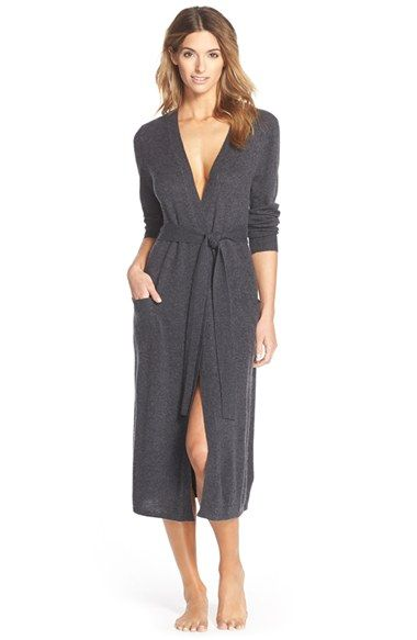 Nordstrom Cashmere Robe available at #Nordstrom