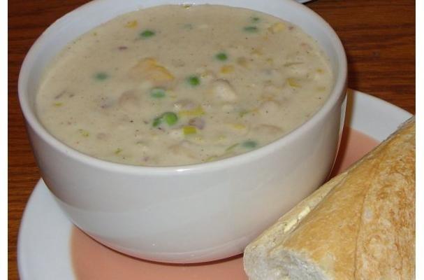 Smoked Haddock Chowder #soup