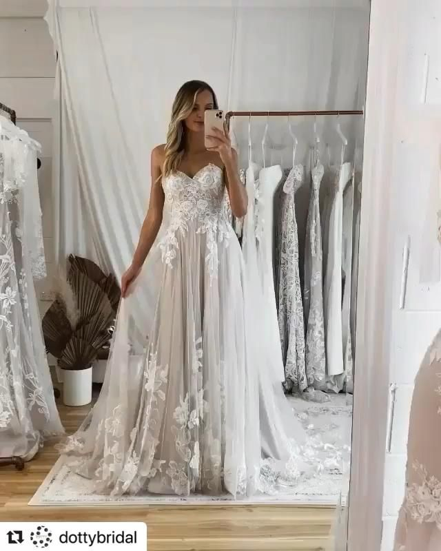 Allure Couture Bridal by Lori   Wedding dresses lace