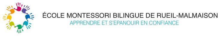 Ecole Montessori Bilingue de Rueil-Malmaison logo sympa