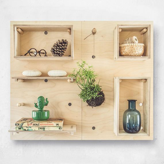 Modern Homes Peg: 17 Best Ideas About Plywood Bookcase On Pinterest