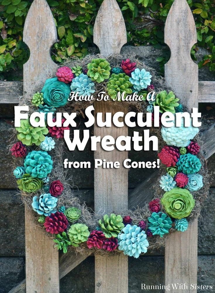 This might be the coolest use for pine cones we've seen yet!